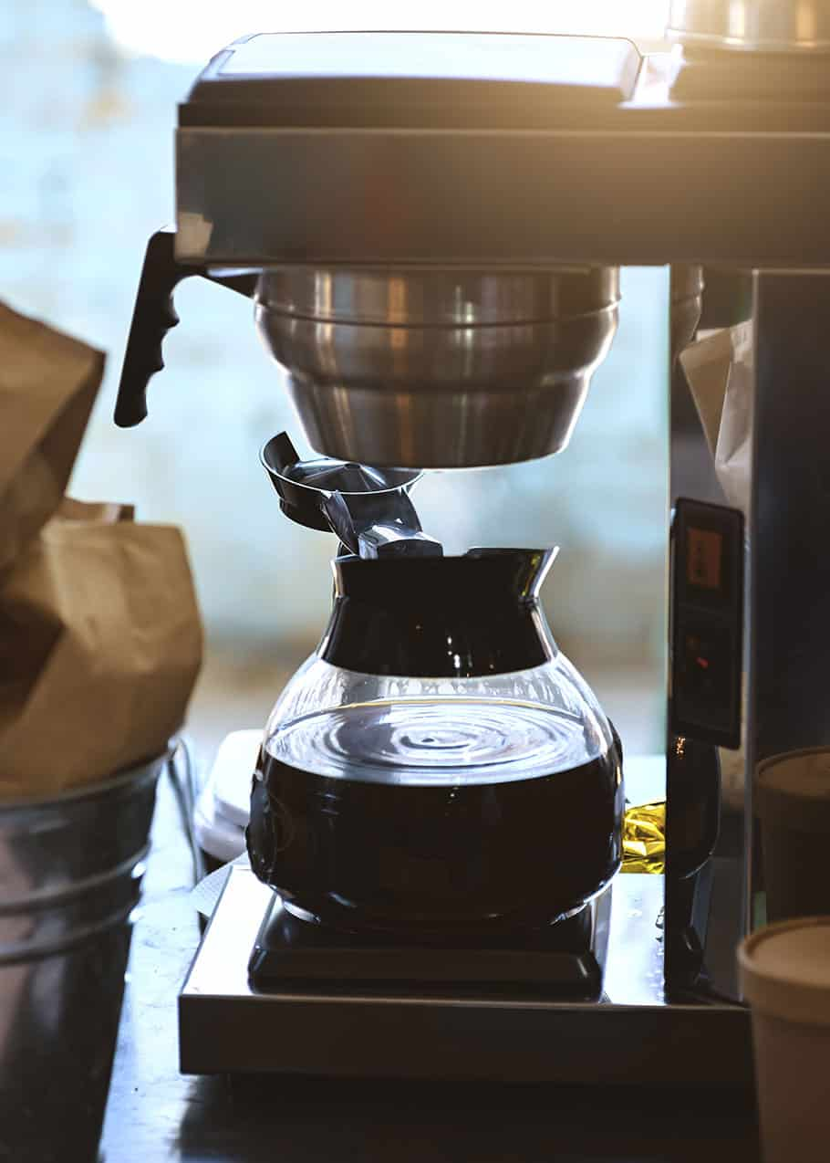 How to make strong coffee in a coffee maker