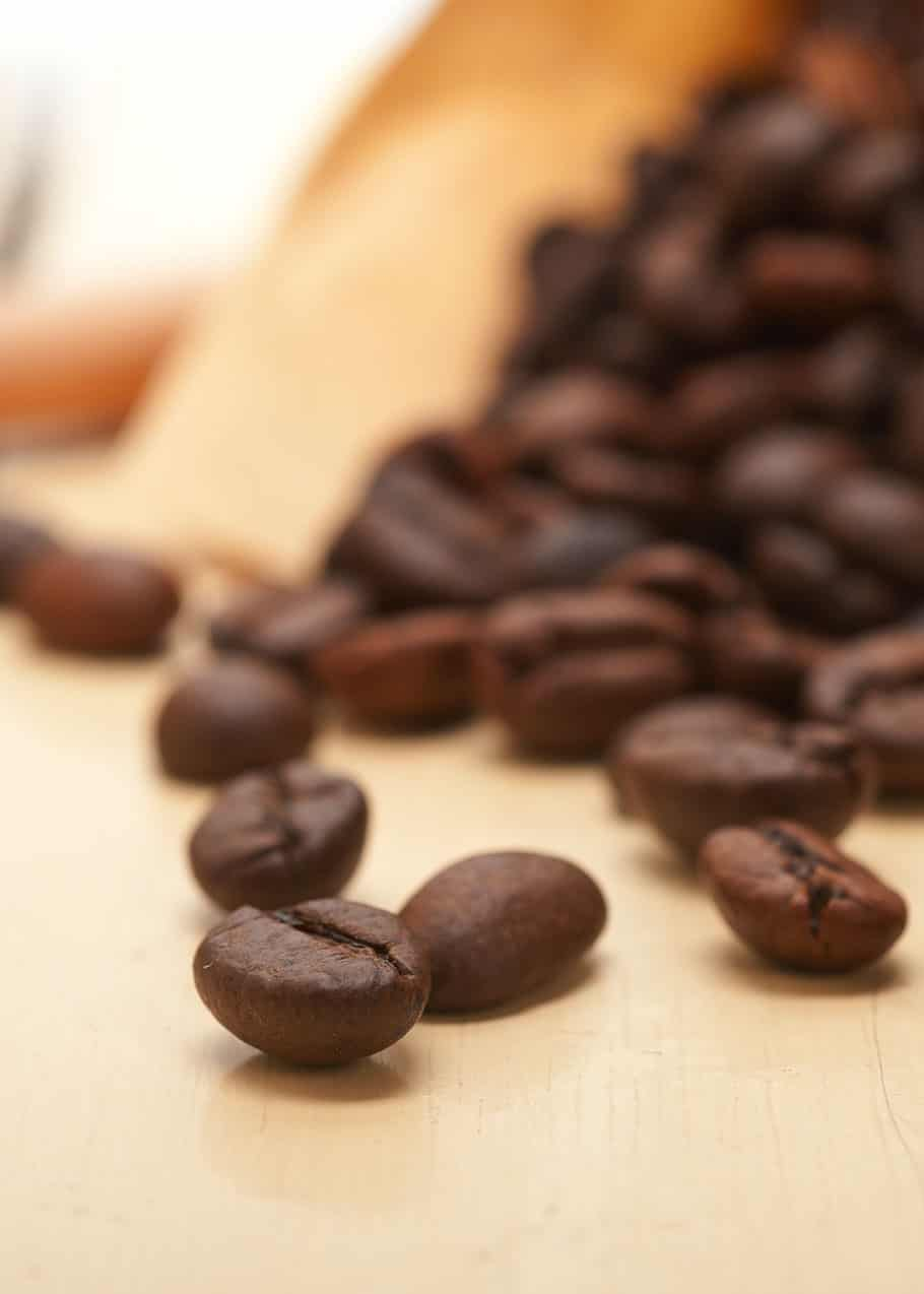 what kind of coffee beans for strong coffee