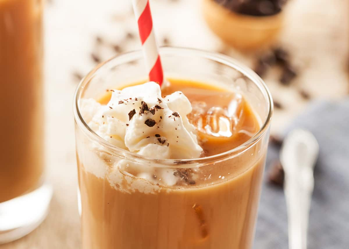 How To Make Iced Coffee Best Way Fast